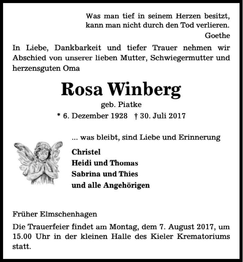 Kieler Nachrichten / Segeberger Zeitung