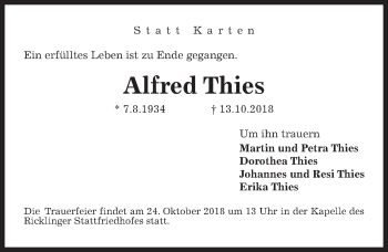 Alfred Thies