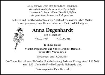 Anna Degenhardt
