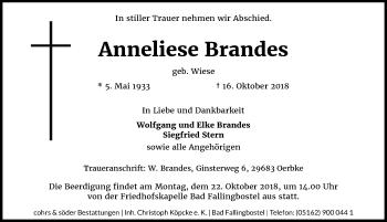 Anneliese Brandes