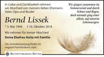 Bernd Lissek