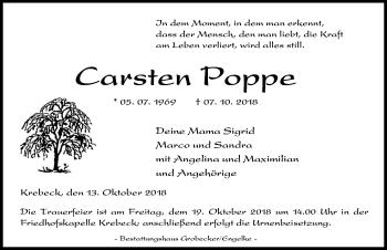 Carsten Poppe