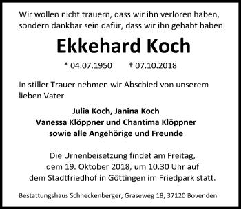 Ekkehard Koch