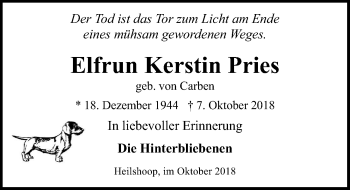 Elfrun Kerstin Pries