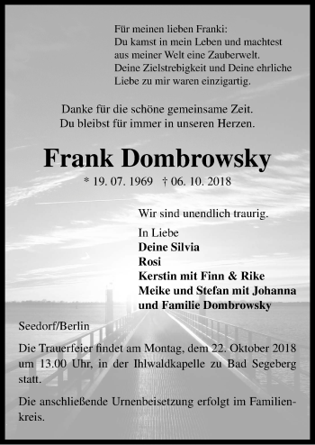 Frank Dombrowsky
