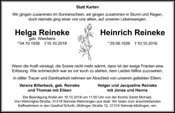 Helga Reineke