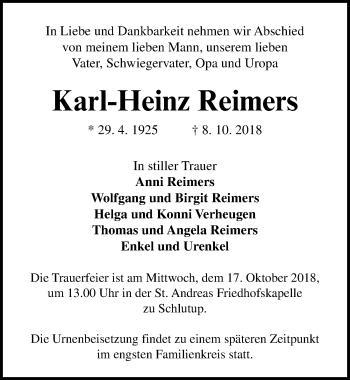 Karl-Heinz Reimers