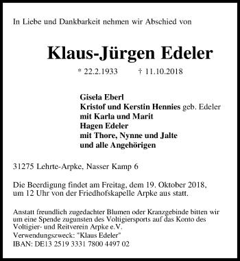 Klaus-Jürgen Edeler