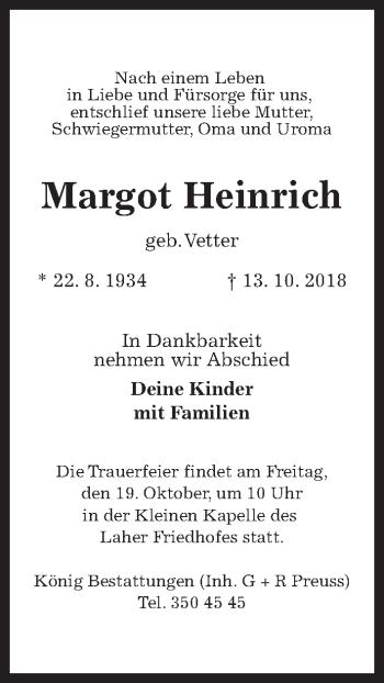 Margot Heinrich
