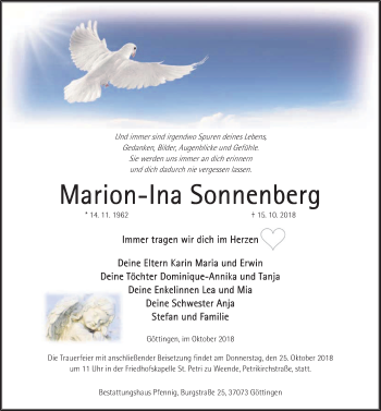 Marion-Ina Sonnenberg