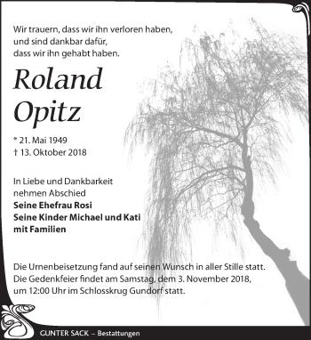 Roland Opitz