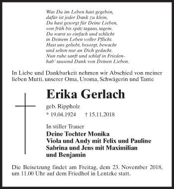 Erika Gerlach