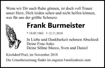 Frank Burmeister