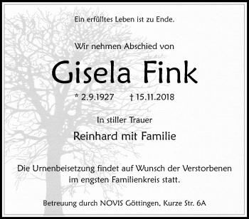 Gisela Fink