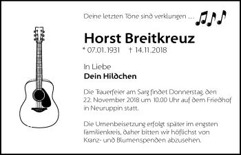 Horst Breitkreuz