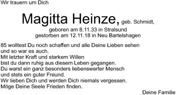 Magitta Heinze
