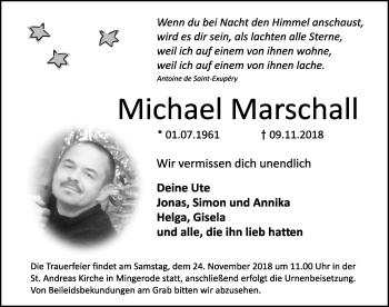 Michael Marschall