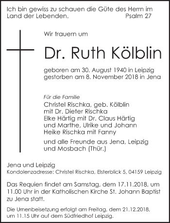 Ruth Kölblin