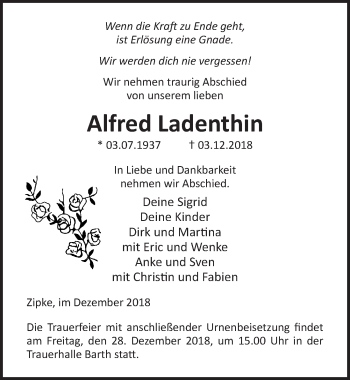 Alfred Ladenthin