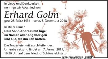 Erhard Golm