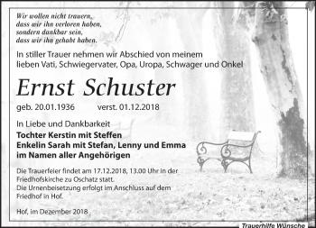 Ernst Schuster