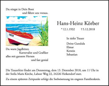 Hans-Heinz Körber