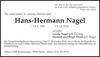 Hans-Hermann Nagel