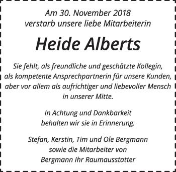 Heide Alberts