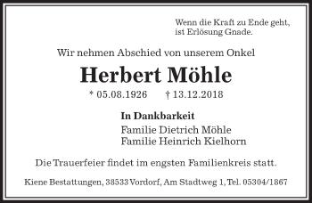 Herbert Möhle