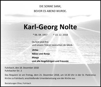 Karl-Georg Nolte
