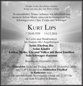 Kurt Lips