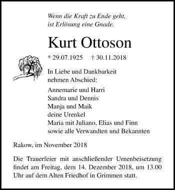 Kurt Ottosen