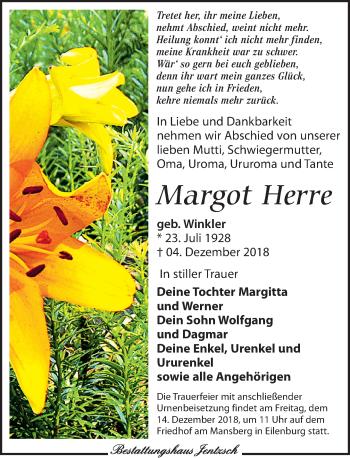 Margot Herre
