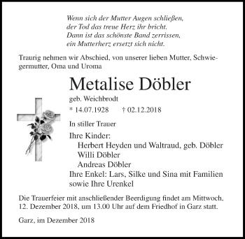 Metalise Döbler