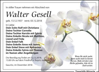 Walter Gesell