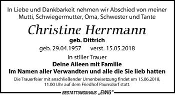 Christine Herrmann