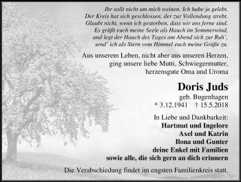 Doris Juds