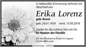 Erika Lorenz
