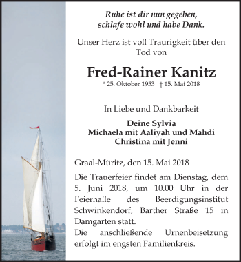 Fred-Rainer Kanitz