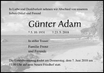 Günter Adam