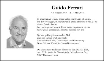 Guido Ferrari