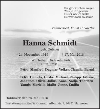 Hanna Schmidt