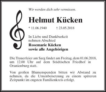 Helmut Kücken