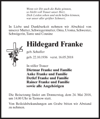 Hildegard Franke