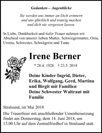 Irene Berner