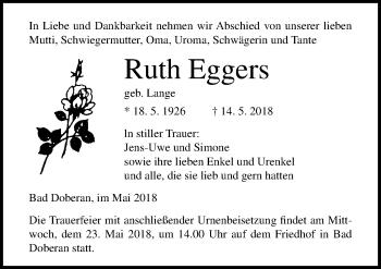 Ruth Eggers