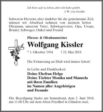 Wolfgang Kissler