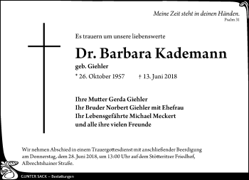 Barbara Kademann