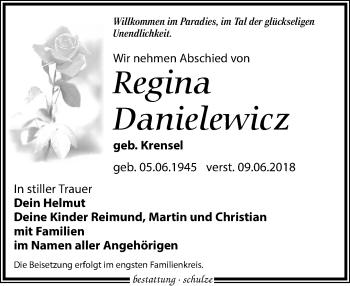 Regina Danielewicz
