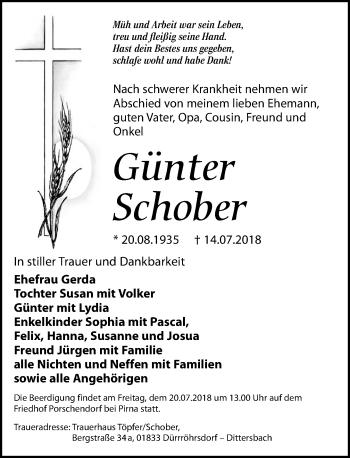 Günter Schober
